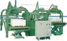 ワンウエイPSPトレー自動油圧裁断機の写真