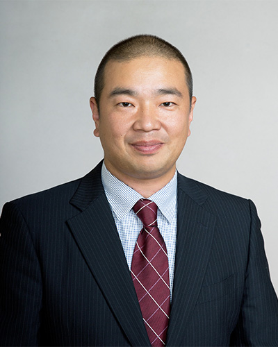 代表取締役 東昌志の顔写真