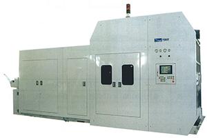 圧空真空成形機の製品写真