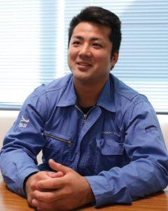 営業 赤澤 勇武