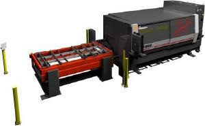 Laser Cutting Machine LC1015B3 Amada