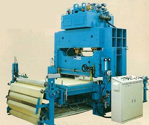 Product photo of cutting machine for polarizing film