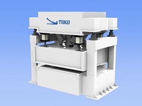 Product photo of TCOP Series of upper-drive servo press