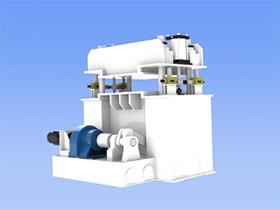 Product photo of lower-drive toggle servo press